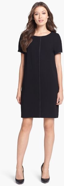Elie Tahari Gina Dress - Lyst