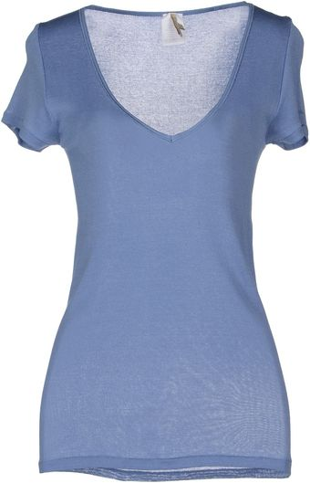 Vanessa Bruno Short Sleeve T-Shirt - Lyst