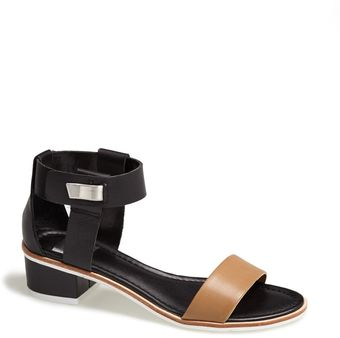 Dv By Dolce Vita Karyn Leather Sandal - Lyst