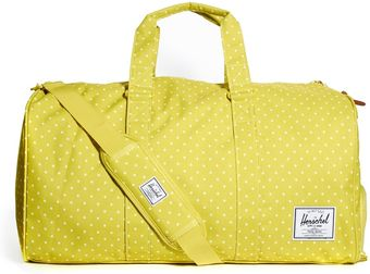 Herschel Supply Co. Novel Polka Dot Holdall - Lyst