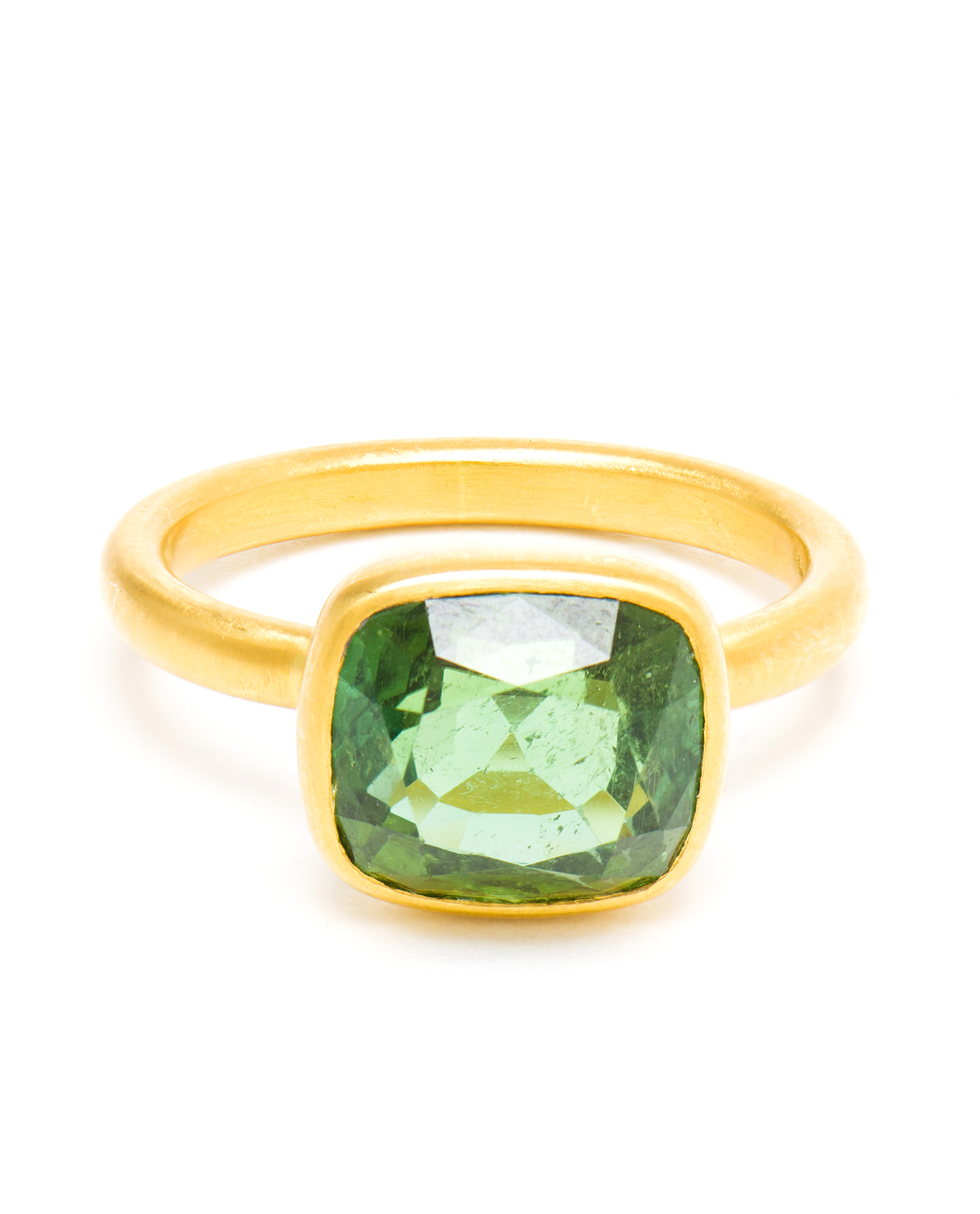 very a this gold ring yellow has carat estate fine green three of weight vintage total rings size in img diamond price approx the detail is tourmaline stone
