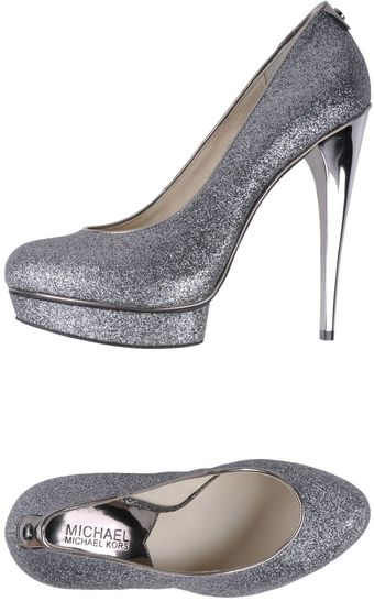 Michael by Michael Kors Platform Pumps - Lyst