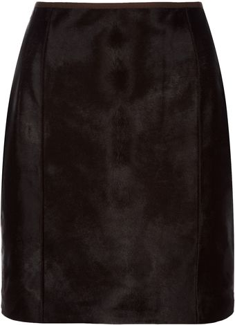 Ralph Lauren Black Label Colt Skirt - Lyst