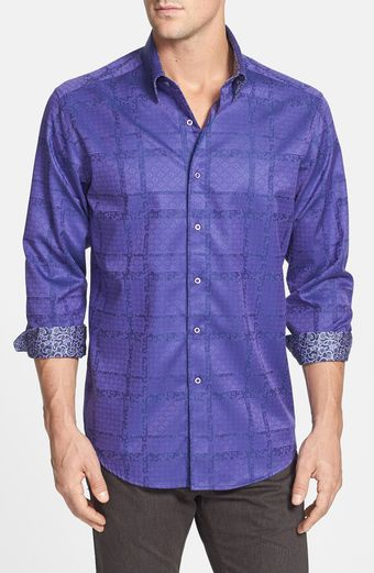 Robert Graham Suarez Regular Fit Sport Shirt - Lyst