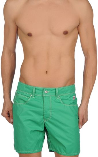 Roy Rogers Swimming Trunks - Lyst