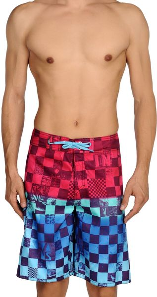 Vans Beach Pants - Lyst