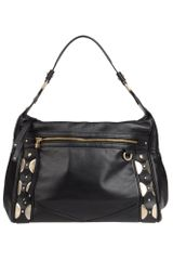Versace Large Leather Bag - Lyst