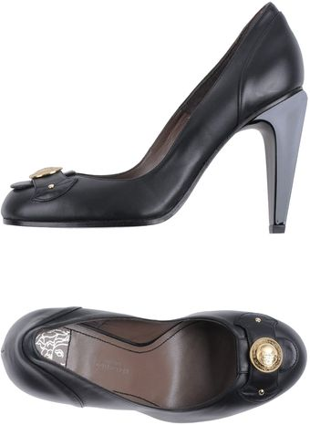 Versace Pumps - Lyst