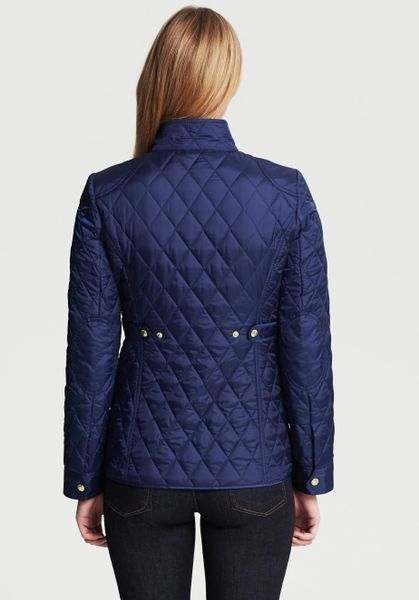 Barbour Quilted Jacket Womens
