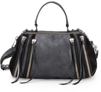 Botkier Ryder Top Handle Leather Bag - Lyst