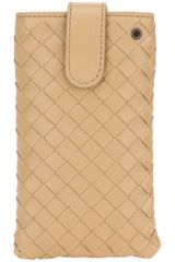 Bottega Veneta Intrecciato Iphone Case - Lyst
