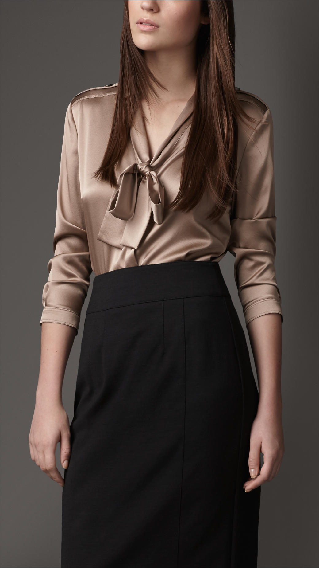 Silk Blouses Women