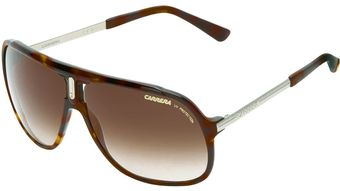 Carrera Safario Aviator Sunglasses - Lyst