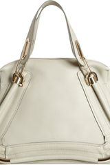 Chloé Medium Paraty Satchel - Lyst