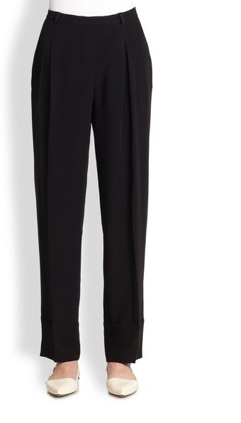Costume National Mens Fit Trousers - Lyst