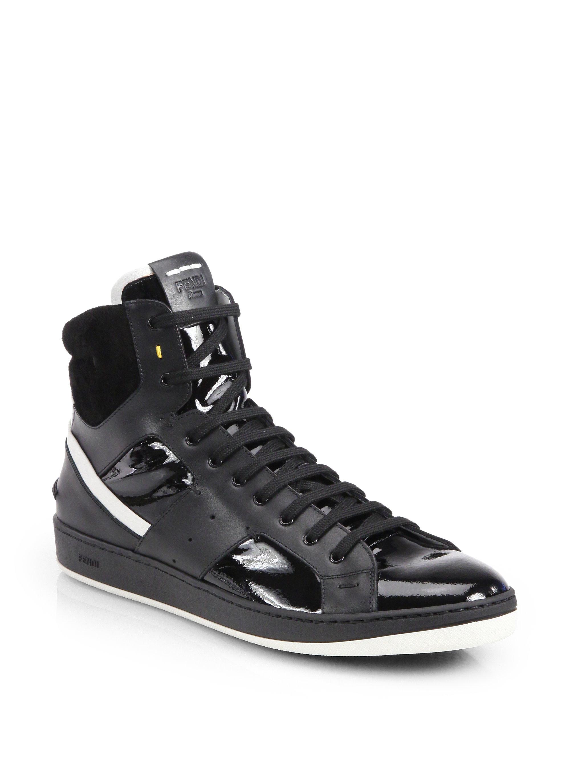 Fendi Shoes High Tops