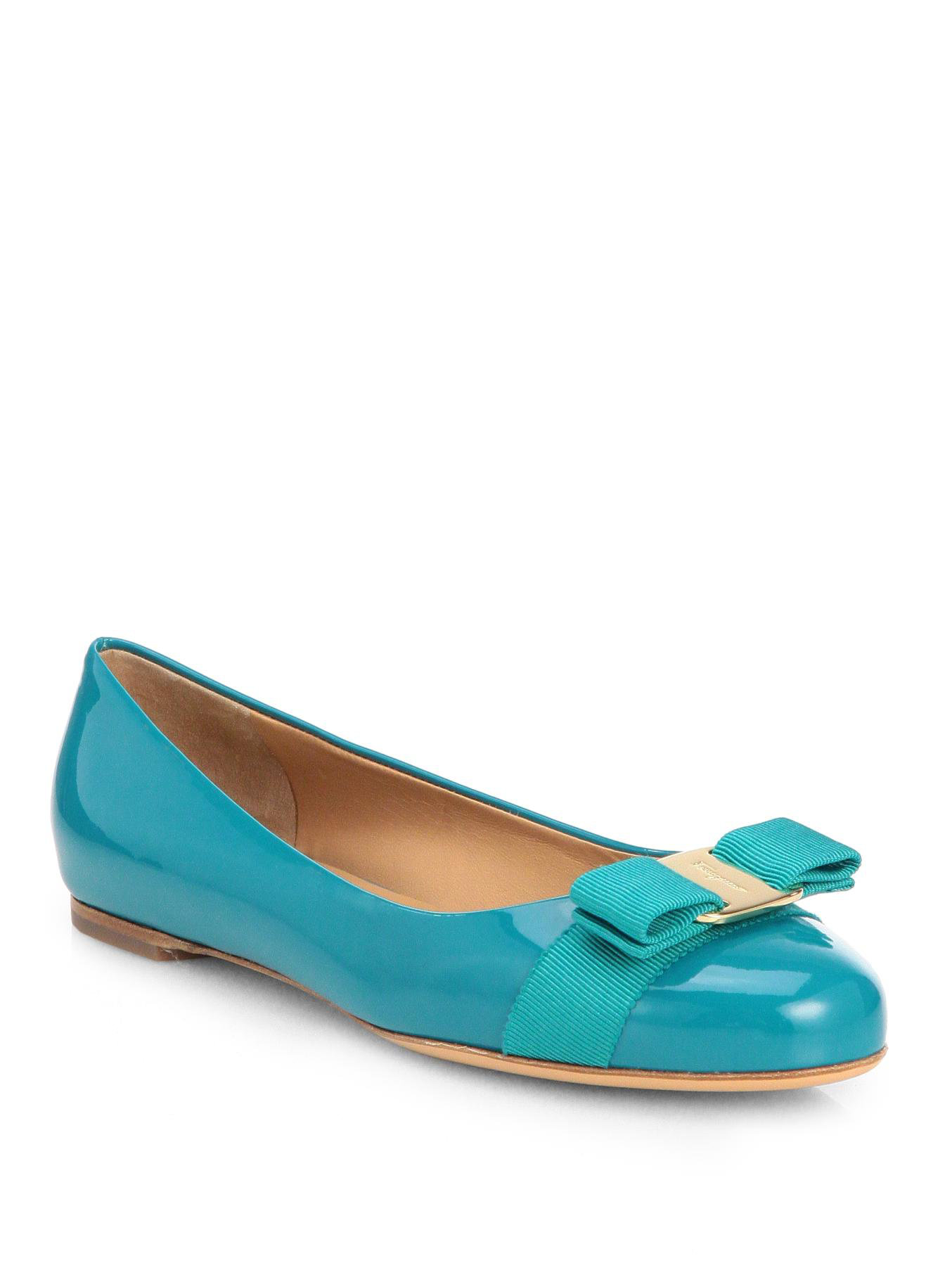 Turquoise Flats Women S Shoes