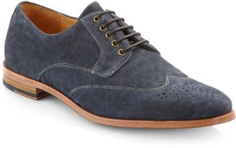Gordon Rush Piedmont Wingtip Laceup Shoes - Lyst