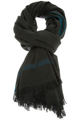Haider Ackermann Urban Cross Scarf - Lyst