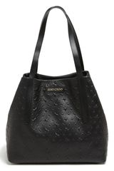 Jimmy Choo Sara Star Embossed Tote - Lyst