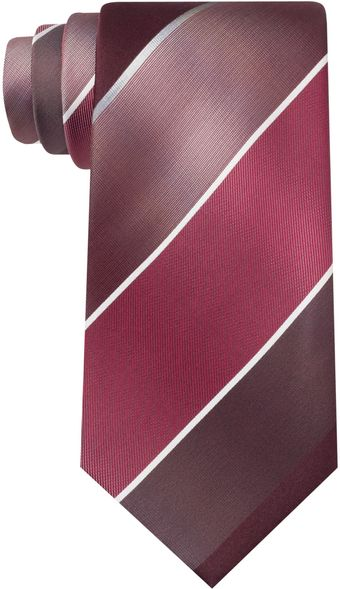 Kenneth Cole Reaction Hamilton Stripe Tie - Lyst