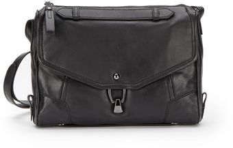 Kooba Alexa Leather Convertible Crossbody Bag - Lyst