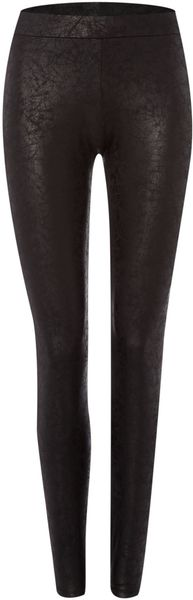 Label Lab Crackle Effect Leggings - Lyst