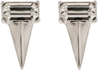 Martine Wester Moonlight Geometric Spike Stud Earrings - Lyst