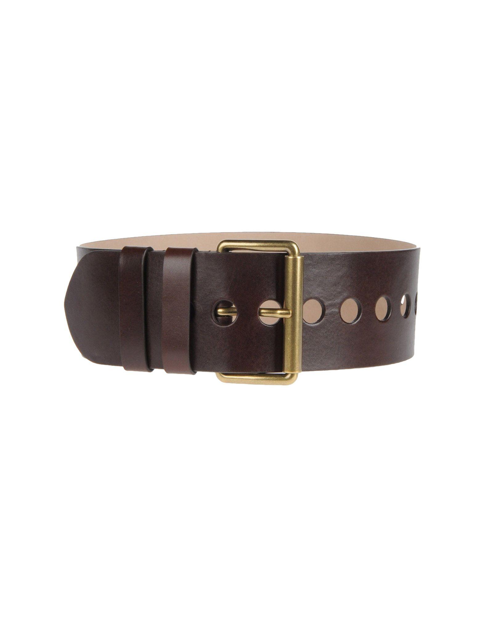 michael kors belt in brown brown save 62 lyst