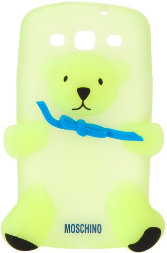 Moschino Teddy Bear Samsung Galaxy Cover - Lyst