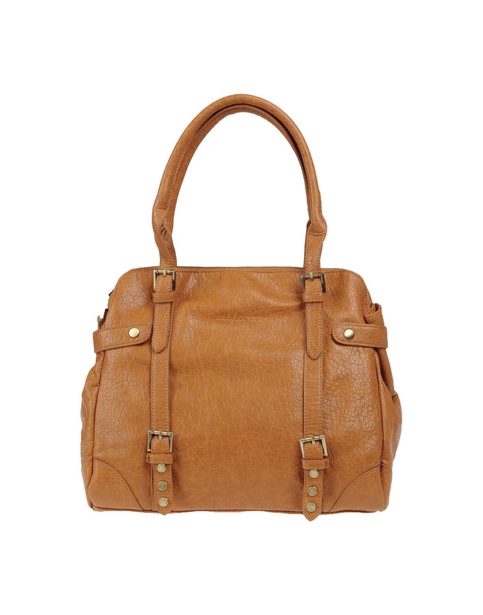 Paul and Joe Sister Leather Bags