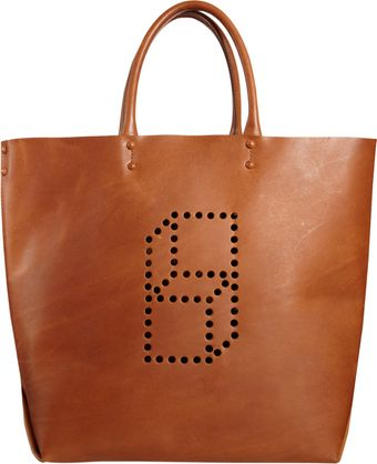 Pierre Hardy Large Perforated Tote - Lyst
