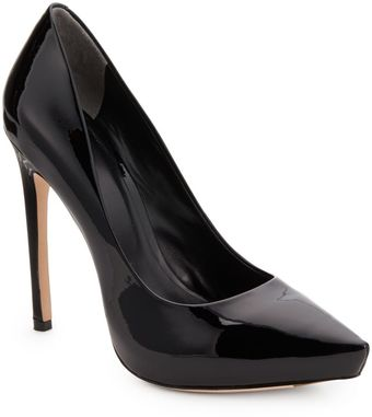 Rachel Roy Gardner Patent Leather Platform Pumps - Lyst