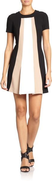 Rachel Zoe Andie Color Block Shift Dress - Lyst