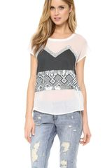 Sass & Bide Memory Lane Top - Lyst