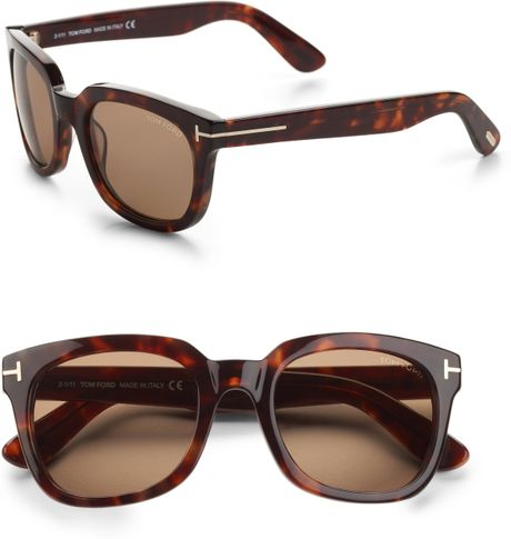 ae1c9f8d7239 Tom Ford Modern Wayfarer Sunglasses « Heritage Malta