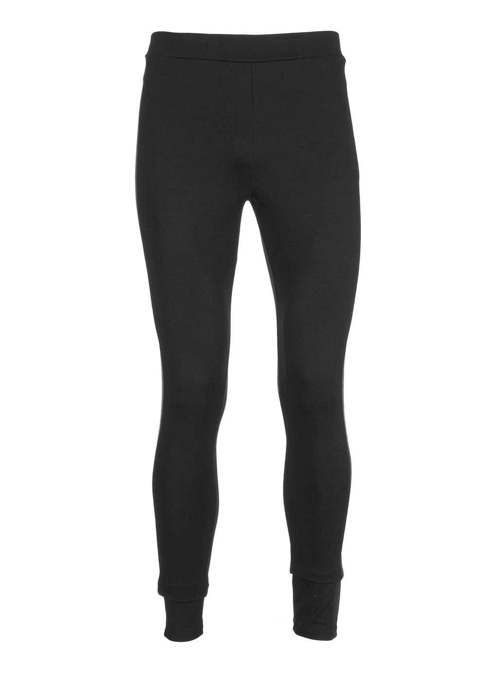 Topman Black Tux Stripe Meggings In Black For Men Lyst