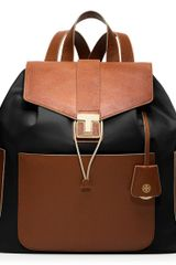 Tory Burch Penn Backpack - Lyst