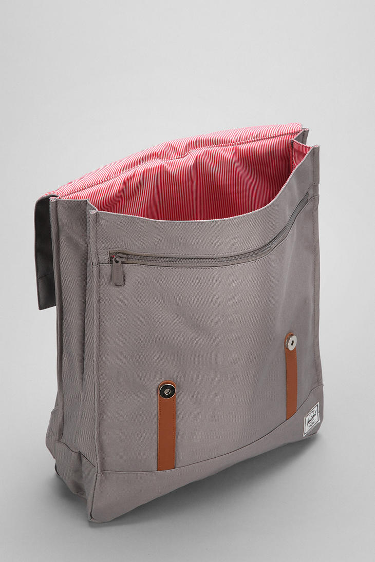 c7063a486b4 Lyst - Urban Outfitters Herschel Supply Co Survey Backpack in Gray ...