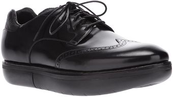 Y-3 Chunky Sole Brogue - Lyst