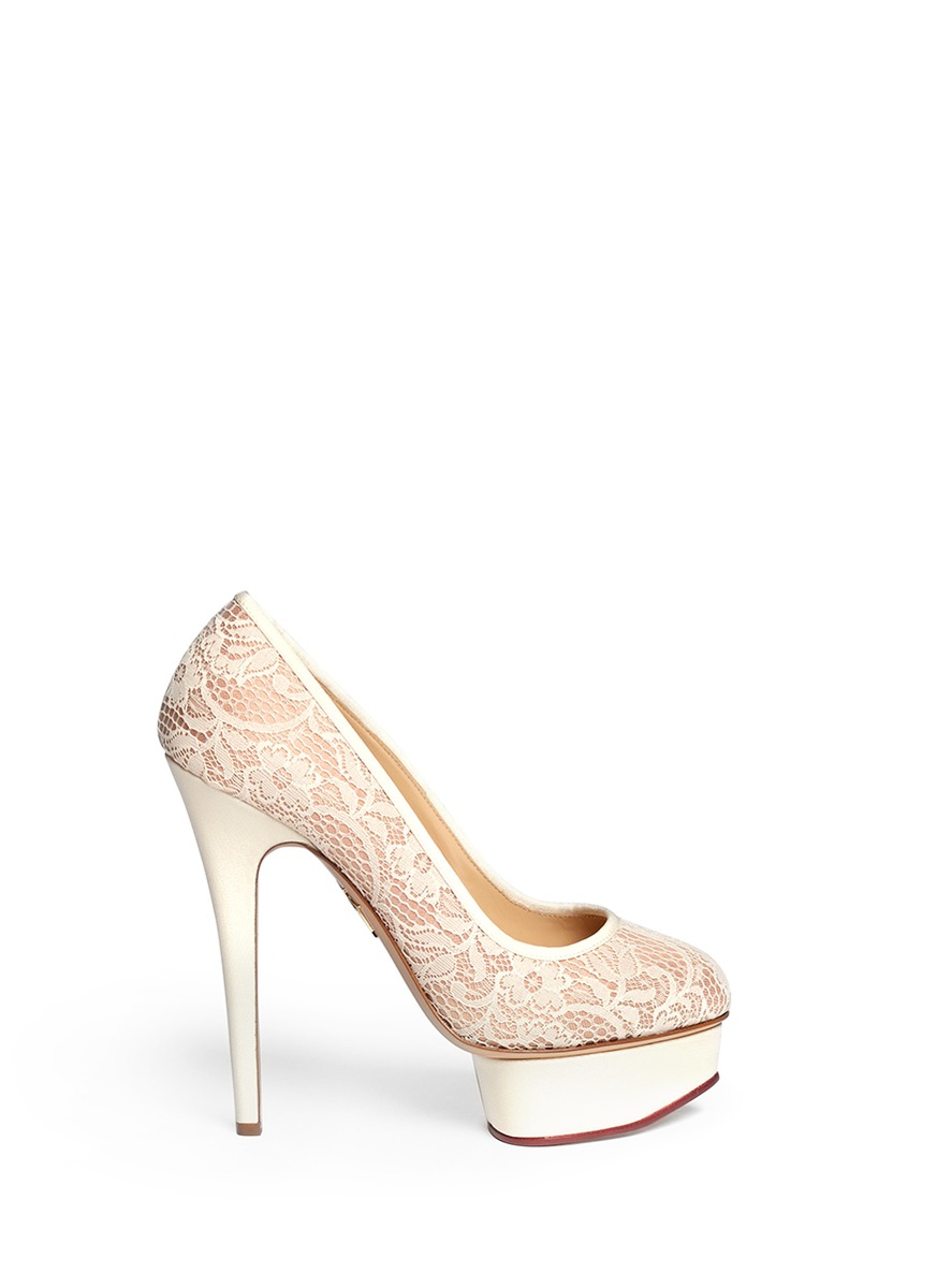 Charlotte Olympia Wedding Shoes Uk