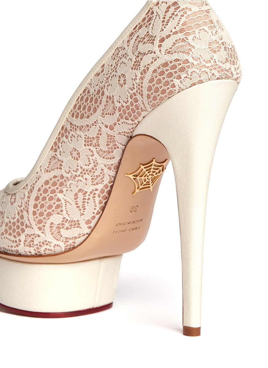 Charlotte Olympia Wedding Shoes Uk