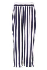 Cool Change Resort Wide Leg Stripe Trousers - Lyst