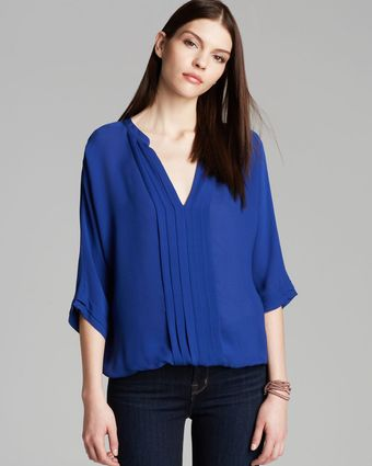 Joie Blouse Marru Matte Silk - Lyst