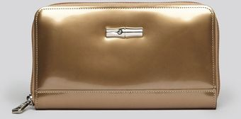 Longchamp Wallet Roseau Box - Lyst