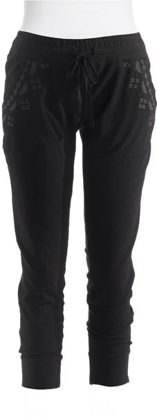 Lucky Brand Capri Sweatpants - Lyst