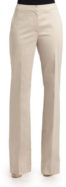 Max Mara Deiva Cotton Pants - Lyst