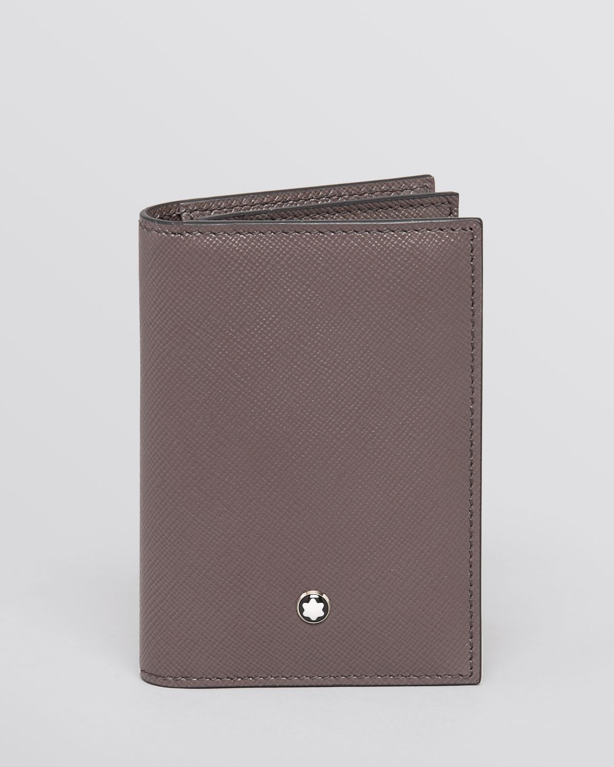 Montblanc Meisterstuck Leather Business Card Holder in