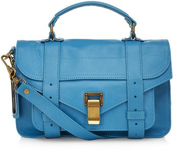 Proenza Schouler Ps1 Tiny Satchel - Lyst