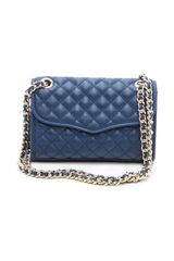Rebecca Minkoff Quilted Mini Affair Bag - Lyst